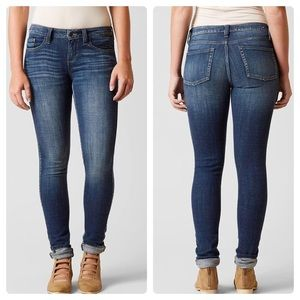 Daytrip Virgo skinny medium wash jeans
